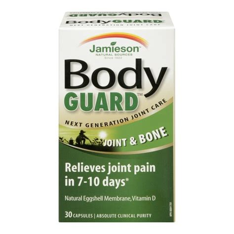 jamieson bodyguard joint & bone reviews picture 1