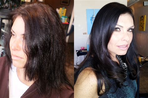 coloring dammaged hair picture 18