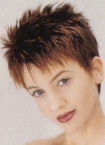 cutting short spikey hair picture 7