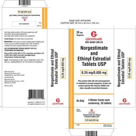 norgestimate / ethinyl estradiol picture 3