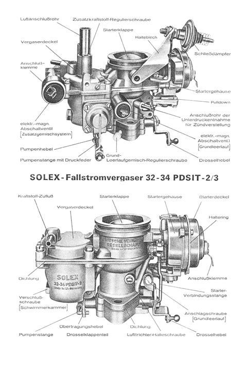 carbys solex 32-34 pdsit-2 picture 2