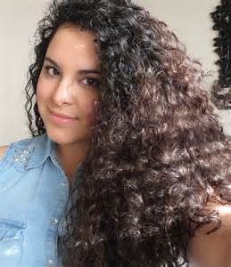 how to style curly hair picture 10