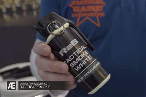 paintball smoke grenade picture 2
