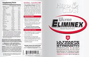 ultra eliminex cleansing system of drugs picture 5