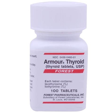 armour thyroid 1 grain tablets picture 1