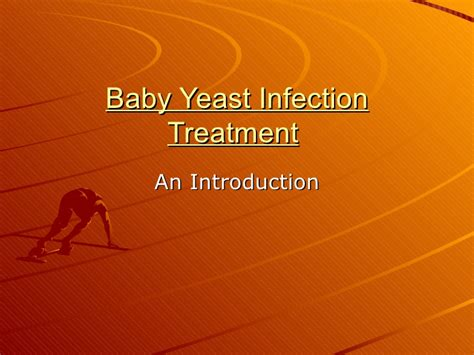 yeast infection relief infants picture 10
