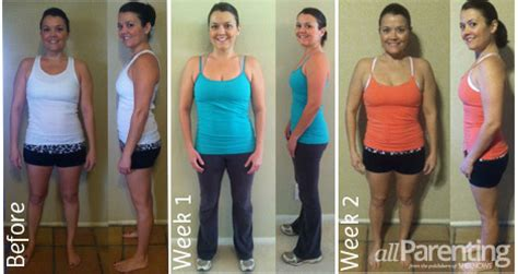 weight loss story weekly picture 3