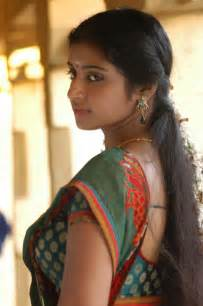tamil aunty saree side view picture 7