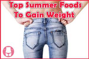 7 things you must do to gain weight picture 1