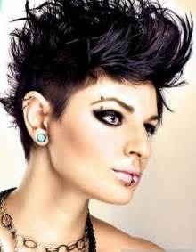 punk hair picture 5