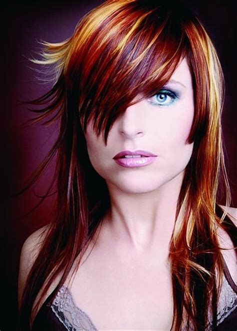 colored hair pictures picture 2