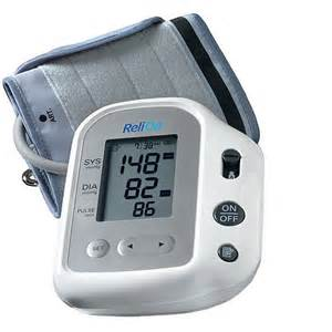 Reli on blood pressure machines picture 2