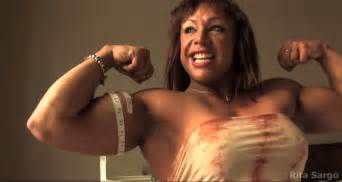 big muscle women picture 7