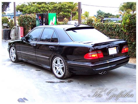 w210 2001 mercedes benz amg picture 5