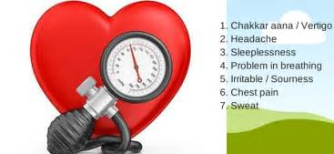 Symptoms of high or low blood pressure picture 17