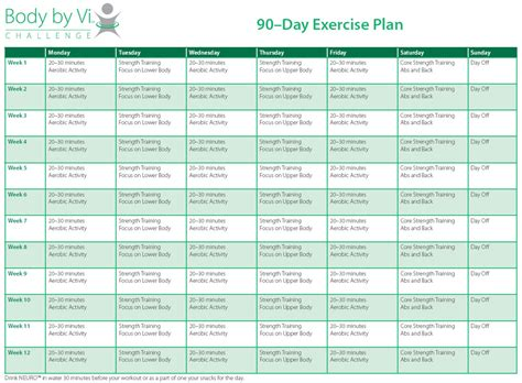 weight loss exercise plans picture 6