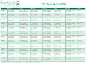 fitness plans for weight loss picture 5