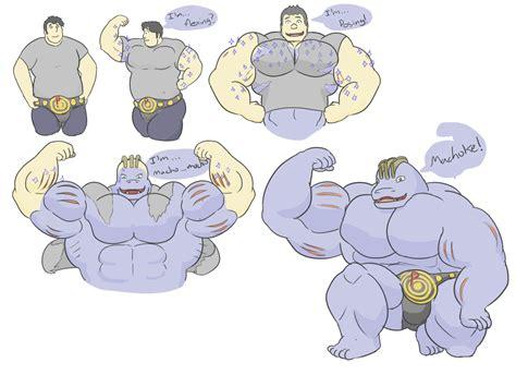 art muscle men picture 9