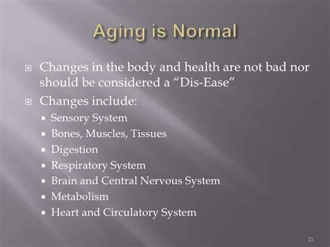 the ageing process be delayed picture 6