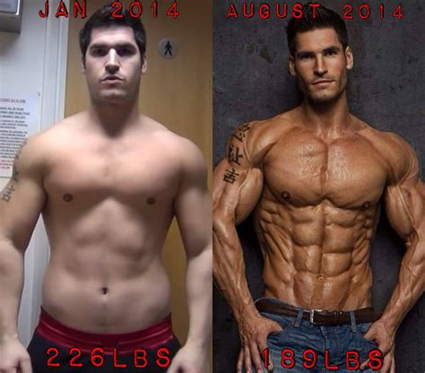 before & after pics of clenbuterol users picture 4