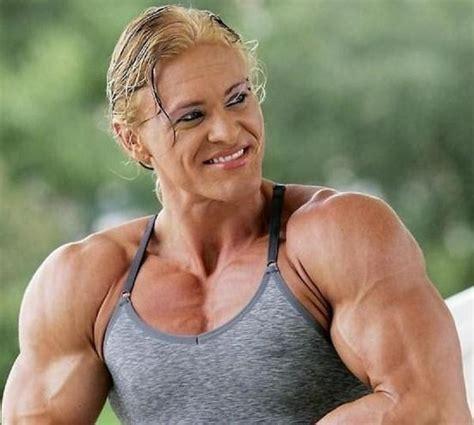colette guimond female muscle picture 17