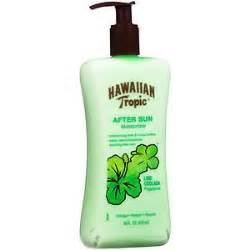 hawaiian tropic herbal aloe lotion picture 3