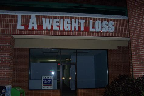 la weight loss columbia picture 1