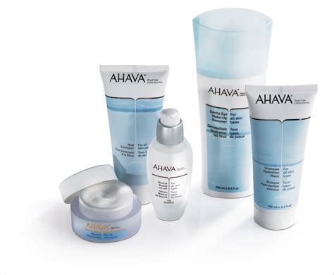 ahava skin care products picture 1
