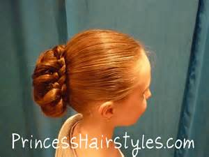 early ballet hair picture 5