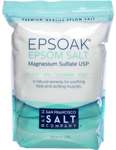 acne spot treatment with epsom salts picture 12