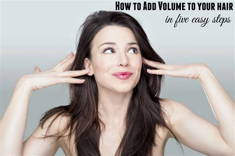 add volume to hair picture 5