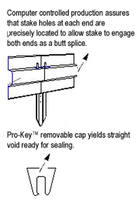 concrete control joints metal picture 3