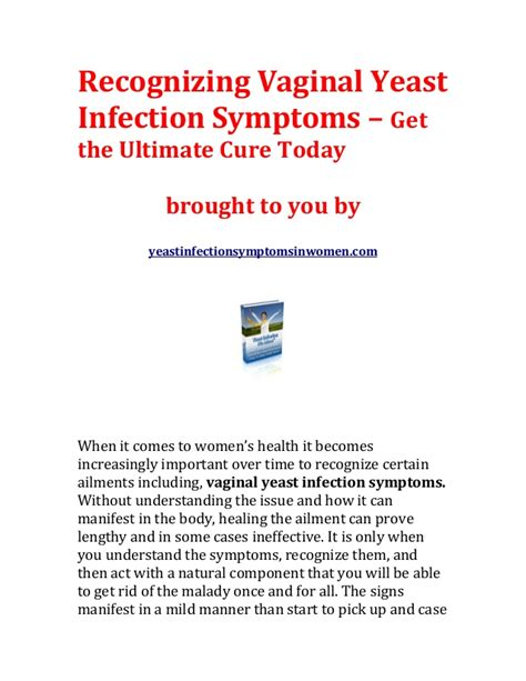 women's guide to yeast infections picture 13