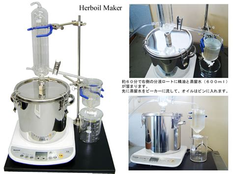 oil extractors for herbs picture 1