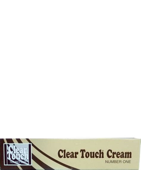 clear touch cream picture 5