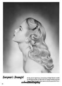 1950's elegant hair picture 2