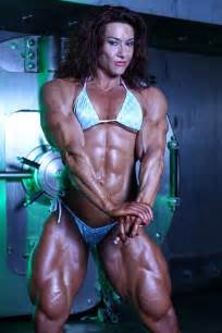 extreme female muscle picture 6
