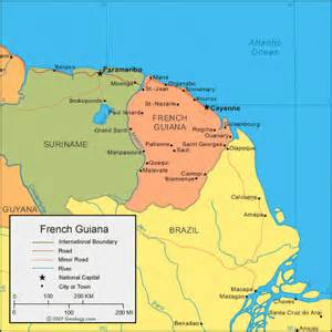french guiana country food picture 10