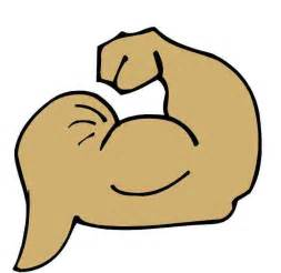 cartoon muscle picture 1