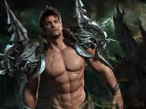 murphy muscle men fantasie art picture 5