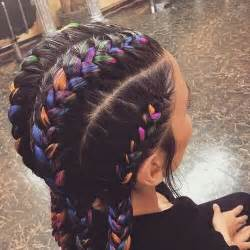 pictures of feed-in cornrow hairstyles picture 6