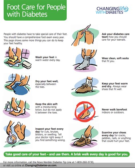 foot care for diabetics picture 2