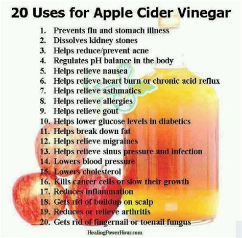 natural remedies for weight loss apple cider vinegar picture 1
