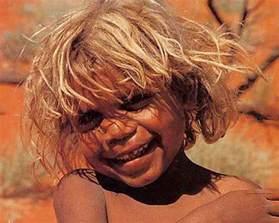 aboriginal blonde hair picture 11