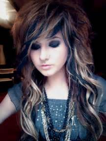 emo girl long hair picture 7