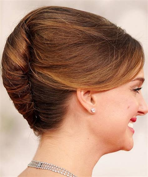 french twist hair styles picture 3