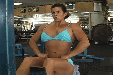 female muscle growth gif picture 17