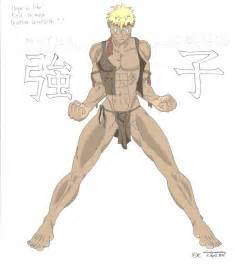 muscle shotacon yaoi picture 6