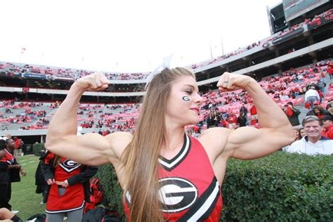 female muscle worship schedule picture 14