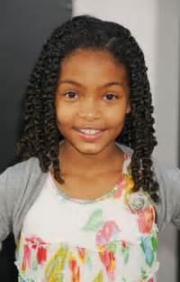 black little girl hair styles picture 7